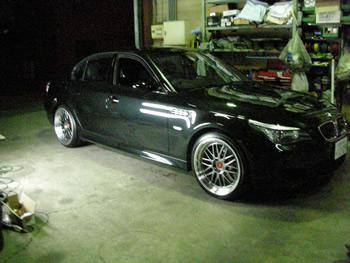 BMW E60M5